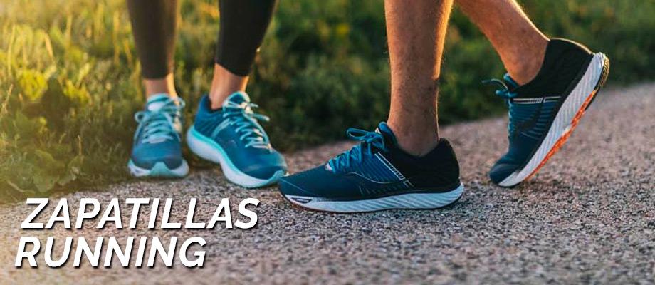 Zapatilla Running   Deportes Halcon
