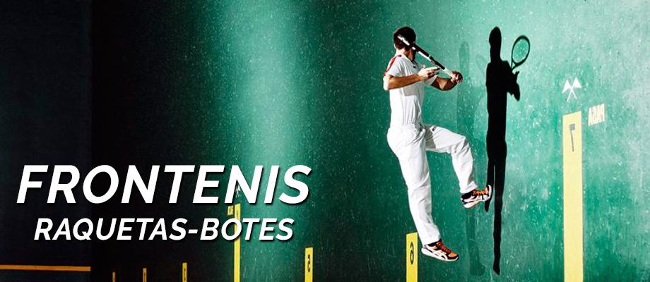 FRONTENIS | Deportes Halcon
